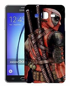 XUWAP 3d printed Designer Hard Back Case For Samsung Galaxy On7 Design-10197