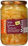 Produkt-Bild: Melis Eingelegter Weißkohl in pikanter Sauce, 4er Pack (4 x 680 g)