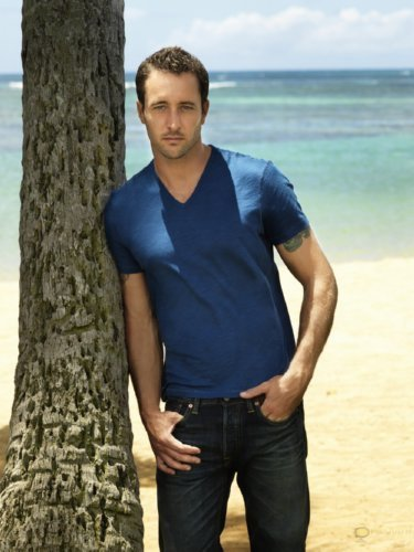 Hawaii Herren Backpack 5-0 Alex Oloughlin Mini-Poster 11inx17in 28° x ° 43° cm) - 5/0 Poster