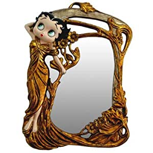 """Betty Boop Nuvo Wall Mirror - 24"""" Collectable Item"""