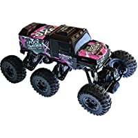 Amax RC Car Rock Crawler 6 x 6 'Rock Monster 2.4GHz 6 WD Climbing Car 1: 8 Complete Set - Compare prices on radiocontrollers.eu