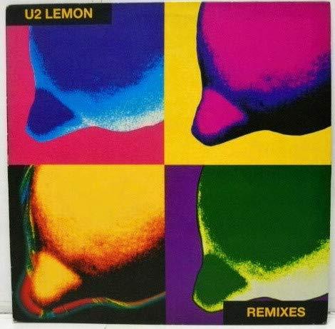 Lemon - Remixes (schwarz/black Vinyl) 12