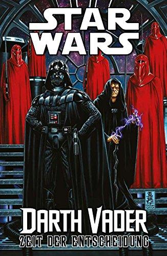 (Star Wars Comics - Darth Vader (Ein Comicabenteuer): Zeit der Entscheidung)