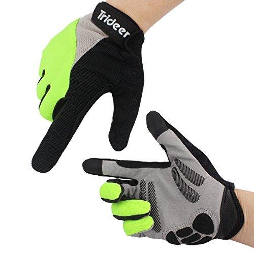 Trideer Fahrradhandschuhe mit Handgelenkstütze - 8