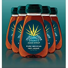 6 Pack Sirope de Agave 250 ml