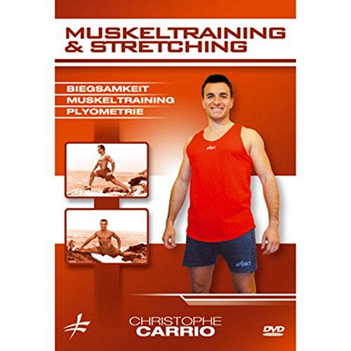 Muskeltraining & Stretching [Import anglais]