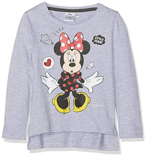 b015aad4ce Minnie Disney 4734 Camiseta, Gris, 6 años para Niñas