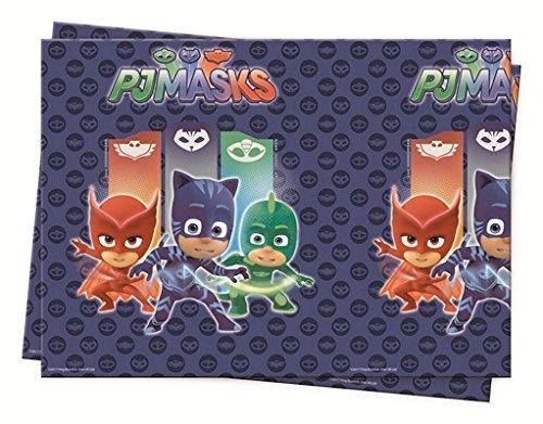 PJ Masks Plastik Tischdecke (Disney Planes Kunststoff Tischdecke)