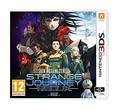 Shin Megami Tensei Strange Journey Redux (Nintendo 3DS) from Deep Silver