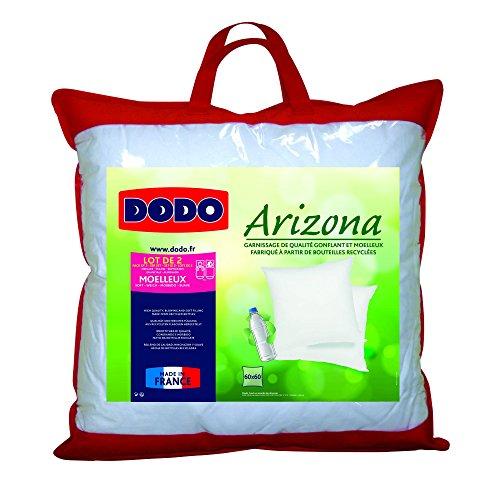 Dodo 29443 Arizona Couette Chaude Polyester Blanc