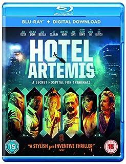 Blu-ray1 - Hotel Artemis (1 BLU-RAY)