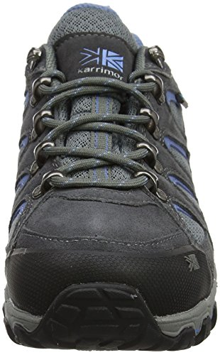 Karrimor Damen Bodmin Low 5 Ladies Weathertite Uk 7h Trekking-& Wanderhalbschuhe Grau (Grey)