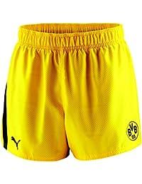 Puma BVB Shorts Men Borussia Dortmund 09 trainingshort, Größe Bekleidung:L