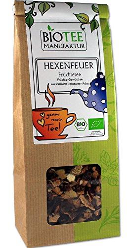 Hexenfeuer- Bio, Walpurgisnacht Spezial, Früchtetee lose (1 x 100 g)