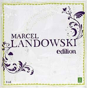 Edition Marcel Landowski (Coffret 9 CD)