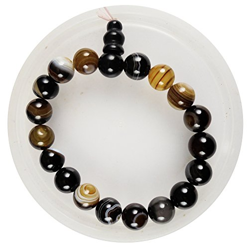 eshoppee agate sulemani hakik power bracelet for confidence, power and strength