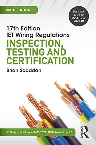 17th-Ed-IET-Wiring-Regulations-Inspection-Testing-Certification-8th-ed-17th-Edn-Iet-Wiring-Regulation