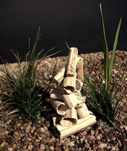 Aquanetta Stack of Tubes for Aquarium Inhabitants, 11 x 11 x 12.5 cm(Product Design may vary) 3