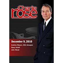 Charlie Rose - Andrew Mason, CEO, Groupon / Stacy Schiff / John Wood