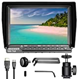Neewer NW-760(C) Ecran Moniteur Ultra-Mince 7 pouces Ecran IPS 1080P HD 1920x1200 avec Support 4K Entrée HDMI avec Histogramme, Focus Assist, Surexposition Promption pour DSLR (Batterie Non Incluse)