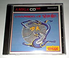 CHAMBERS OF SHAOLIN AMIGA CD32