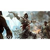 Assasins Creed Art su tela multiple prezzi/misure disponibili, 16x12 inches (40cm x 30cm)