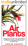 Air Plants: A Beginners Guide To Understanding Air Plants, Growing Air Plants and Air Plant Care (Air Plants, Ornamental Plants, House Plants) (English Edition)