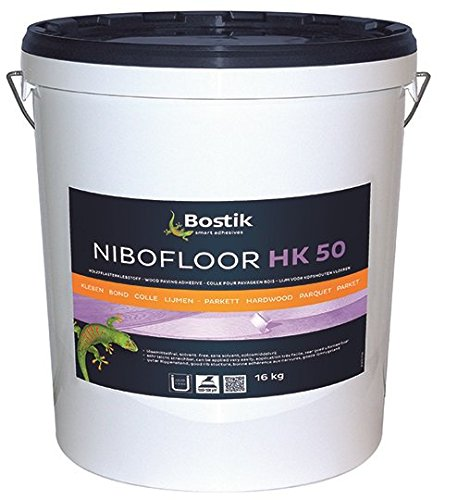 Bostik Nibofloor HK 50 Parkett Dispersionsklebstoff 16.0kg Eimer
