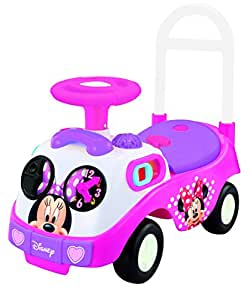 Disney Minnie Mouse My First Activity Ride-On