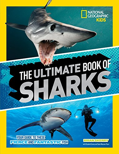 Read Pdf The Ultimate Book Of Sharks Ultimate National Geographic