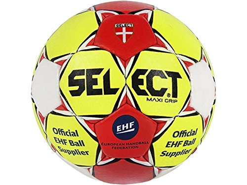 Select Maxi Grip Handball, Yello...