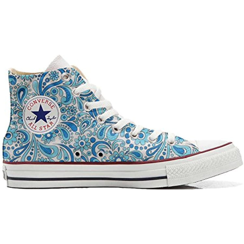 mys Converse All Artisanal) Star Hi Chaussures Coutume Mixte Adulte (Produit Artisanal) All Happy Paisley - B06X94D2BK - 3857c0