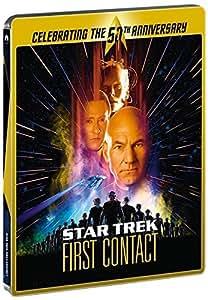 Star Trek 8: Primo Contatto (Steelbook) (Blu-Ray)