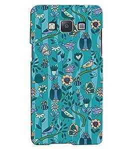 Citydreamz Birds/Jungle/Flowers/Animals/Butterflies Hard Polycarbonate Designer Back Case Cover For Samsung Galaxy Core 2 G355H