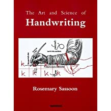 The Art and Science of Handwriting by Rosemary Sassoon (2001-01-24)