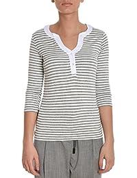 Eleventy Femme 980TS0033TSH2301206 Blanc Viscose T-Shirt