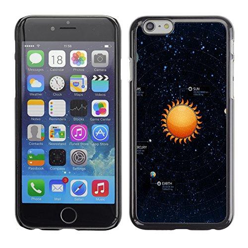 Graphic4You Cool Buttons On Table Design Harte Hülle Case Tasche Schutzhülle für Apple iPhone 6 / 6S Design #8