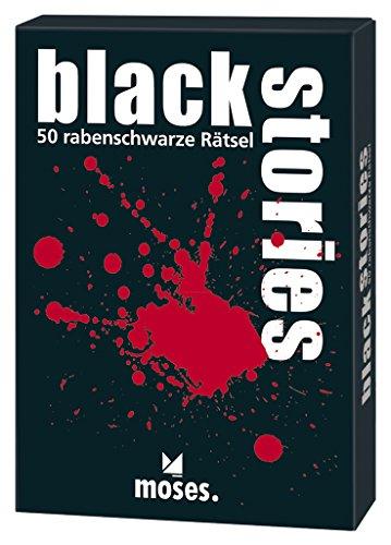 Black Stories   10 Beispiele und Lösungen für Rätsel