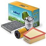 Millard Filters MZ-3013 - Kit de filtros para Cordoba 3, Ibiza 4,