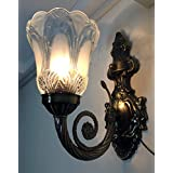 Sfl Antique Look Portuguese Style Single Lamp Wall Light/ Decorative Lamp / Wall Hanging Light.