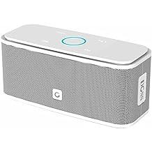 DOSS SoundBox - Altavoz Bluetooth con Tacto Sensible, Potente Subgrave 12W,Doble Controlador Integrado,12 Horas de Reproducción Continua y Manos Libres para iPhone, HuaWei, XiaoMi