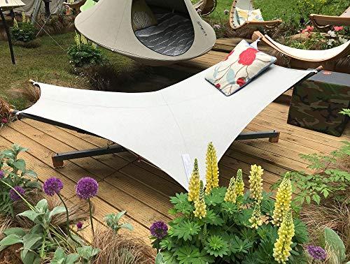 Cacoon - Kajito Hängematte - Aluminium - Design - Gartenliege - Gartenstuhl