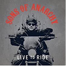 [(Sons of Anarchy: Live to Ride)] [Author: Running Press] published on (September, 2014)