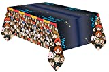 Amscan International 9905193 Nappe en plastique Harry Potter