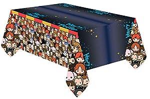 Amscan International 9905193 Harry Potter - Mantel de plástico