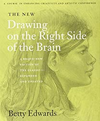 The New Drawing on the Right Side of the Brain by Betty Edwards (2009-11-01)