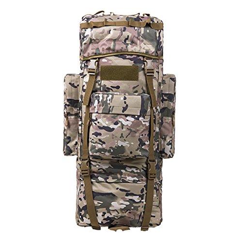 5f0eb0b8bbaa2 65L   100L Tactical Assault Rucksäcke Outdoor Männer und Frauen Schultern  hohe Kapazität Reisetaschen Walking Bag