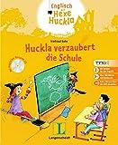 Huckla verzaubert die Schule - Buch  mit Hörspiel-CD