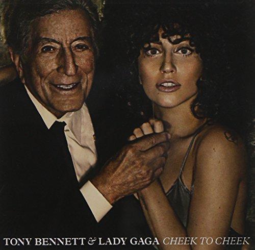 Cheek to Cheek by Tony Bennett (2014-08-03) (Lady Gaga-cd Tony Bennett)