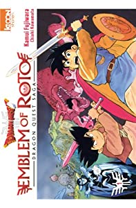 Dragon Quest - Emblem of Roto Edition simple Tome 1